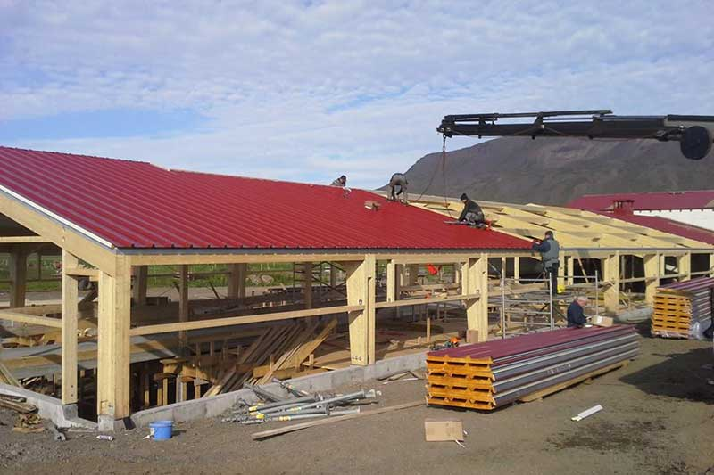 Fjárhús - Sveinsstaðir